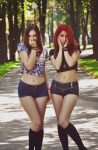 Grup Escort Ebru ve Selin